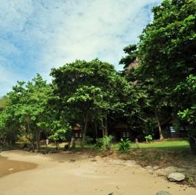 Baan Phu Lae from the Beach