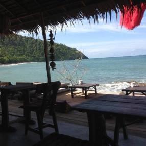 bay from restaurant